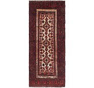 Link to 3' 9 x 5' 4 Balouch Persian Rug