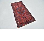 Link to 2' 9 x 6' 2 Zanjan Persian Runner Rug