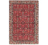 Link to 3' 2 x 4' 9 Hossainabad Persian Rug