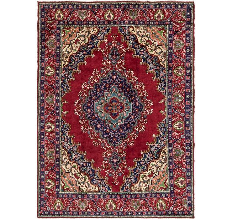 9' 9 x 13' 4 Tabriz Persian Rug