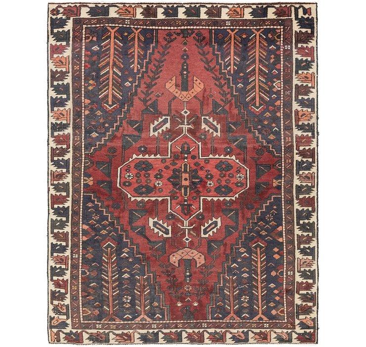 4' 7 x 6' Bakhtiar Persian Rug