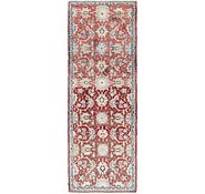 Link to 105cm x 310cm Isfahan Persian Runner Rug