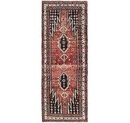 Link to 110cm x 290cm Mazlaghan Persian Runner Rug