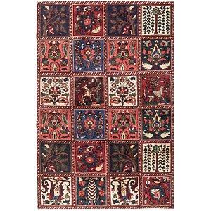 3' 9 x 6' Bakhtiar Persian Rug