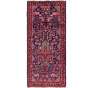 Link to 3' 7 x 8' 7 Farahan Persian Runner Rug
