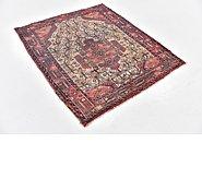 Link to 3' 5 x 4' Darjazin Persian Square Rug