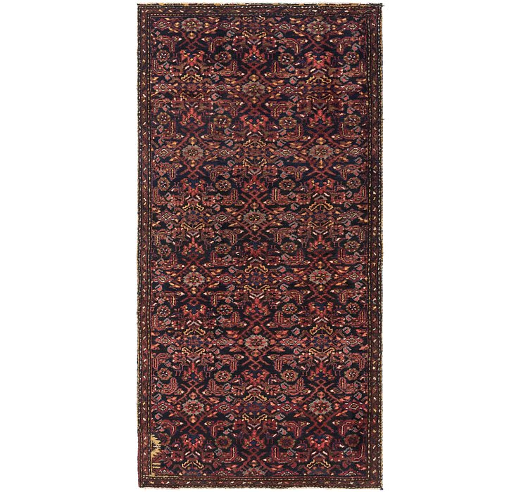 4' x 8' 2 Malayer Persian Runner ...
