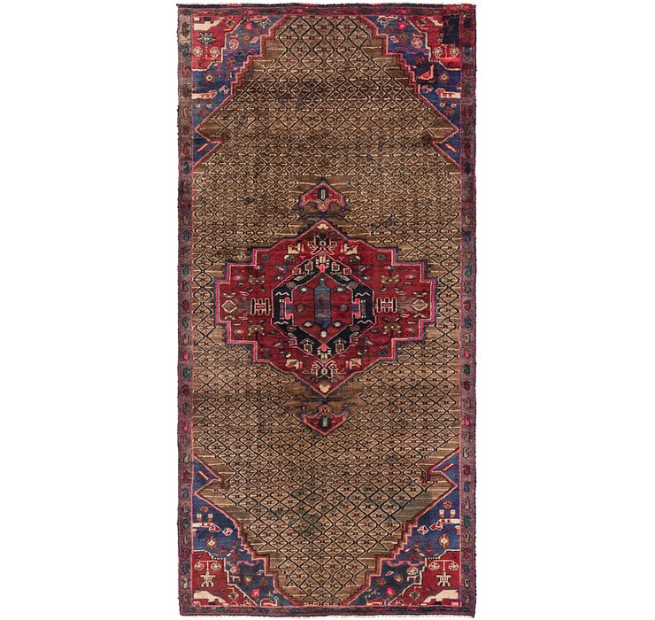 127cm x 260cm Songhor Persian Runner ...