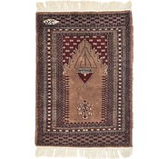 Link to 2' 1 x 3' Bokhara Oriental Rug