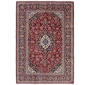 Link to 6' 7 x 9' 7 Kashan Persian Rug