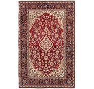 Link to 6' 9 x 10' 5 Kashan Persian Rug