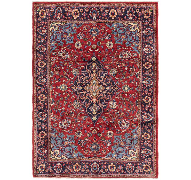 7' 3 x 10' 4 Mahal Persian Rug