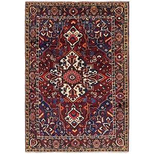 Link to 213cm x 312cm Bakhtiar Persian Rug item page