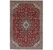 Link to 7' x 10' 6 Kashan Persian Rug