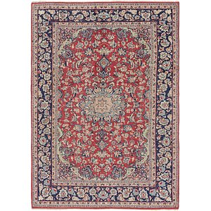 Link to 205cm x 305cm Isfahan Persian Rug page