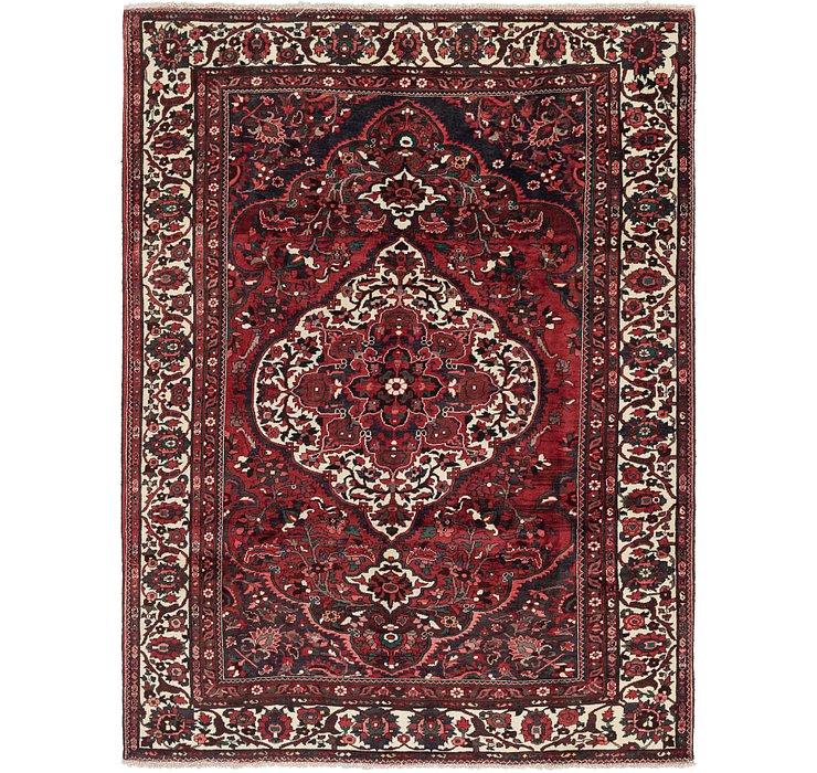 7' 6 x 10' Bakhtiari Persian Rug