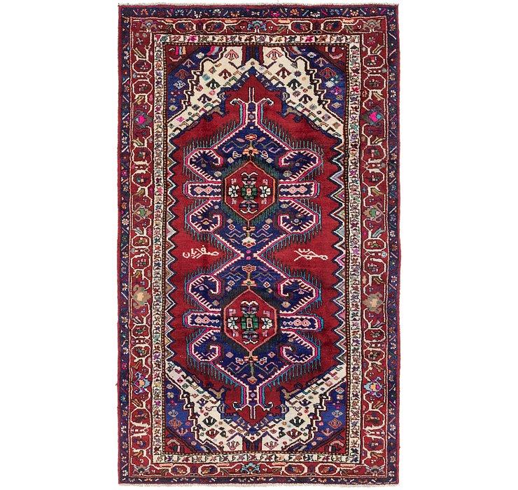 5' 6 x 10' Bakhtiar Persian Rug