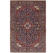 Link to 7' 6 x 11' 2 Kashan Persian Rug