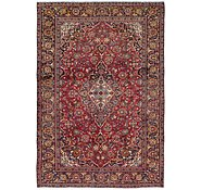 Link to 7' 3 x 10' 6 Kashan Persian Rug