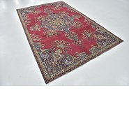 Link to 6' x 9' 6 Tabriz Persian Rug