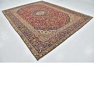 Link to 9' 3 x 12' 3 Kashan Persian Rug