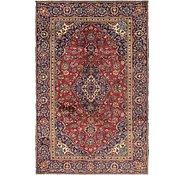Link to 6' x 9' 3 Kashan Persian Rug
