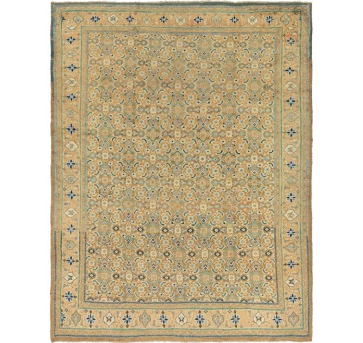 9' x 11' 9 Farahan Persian Rug