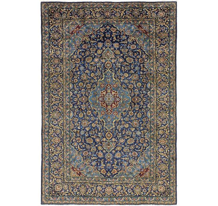 8' 6 x 12' 8 Isfahan Persian Rug