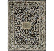 Link to 10' 3 x 13' 5 Kashan Persian Rug