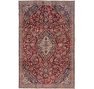 Link to 5' 9 x 9' Mashad Persian Rug