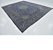 Link to 10' x 13' Kashmar Persian Round Rug