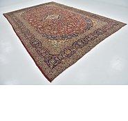 Link to 9' 8 x 14' 4 Kashan Persian Rug