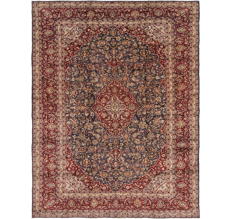 305cm x 405cm Kashan Persian Rug