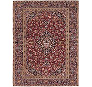 Link to 8' x 10' 7 Kashan Persian Rug