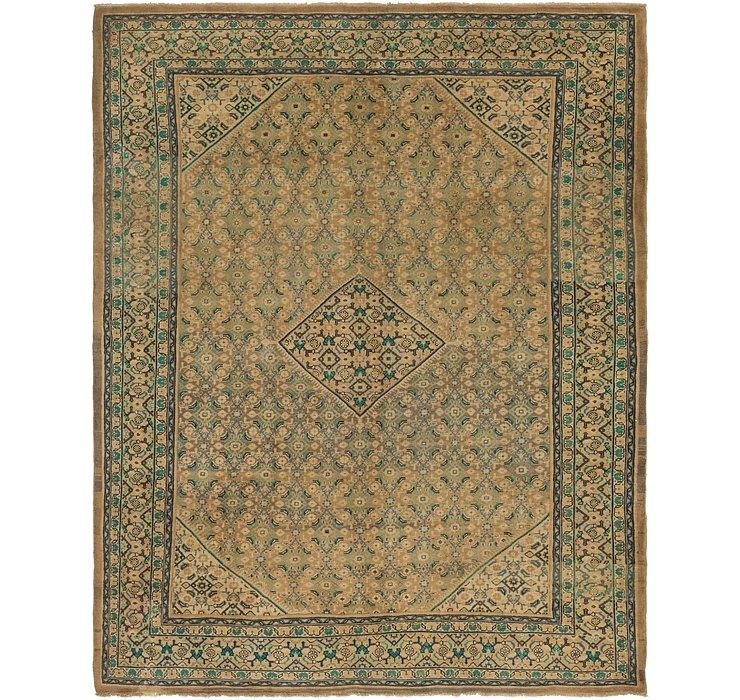 10' 2 x 13' Farahan Persian Rug