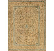 Link to 9' 9 x 12' 10 Kashan Persian Rug