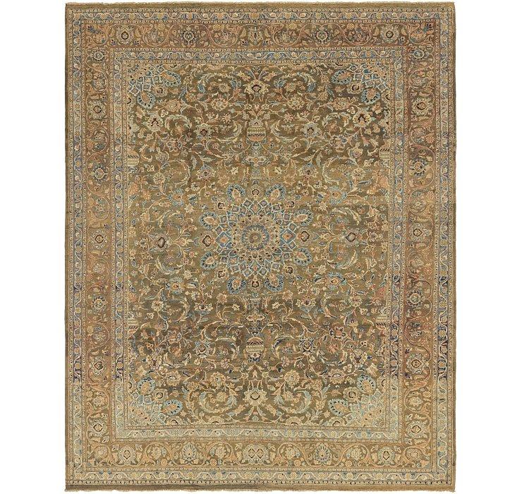 305cm x 385cm Kashmar Persian Rug