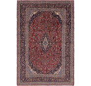 Link to 9' 10 x 14' 9 Kashan Persian Rug