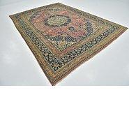 Link to 8' x 11' 4 Tabriz Persian Rug