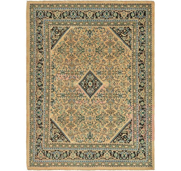 297cm x 395cm Mahal Persian Rug