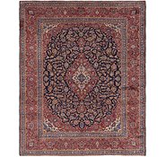 Link to 10' 2 x 12' 4 Kashan Persian Rug