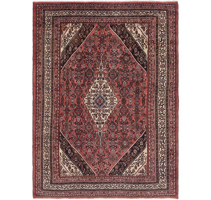 8' 5 x 11' 10 Hamedan Persian Rug