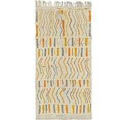 Link to 122cm x 245cm Moroccan Runner Rug