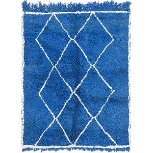 Unique Loom 3' 6 x 4' 5 Moroccan Rug