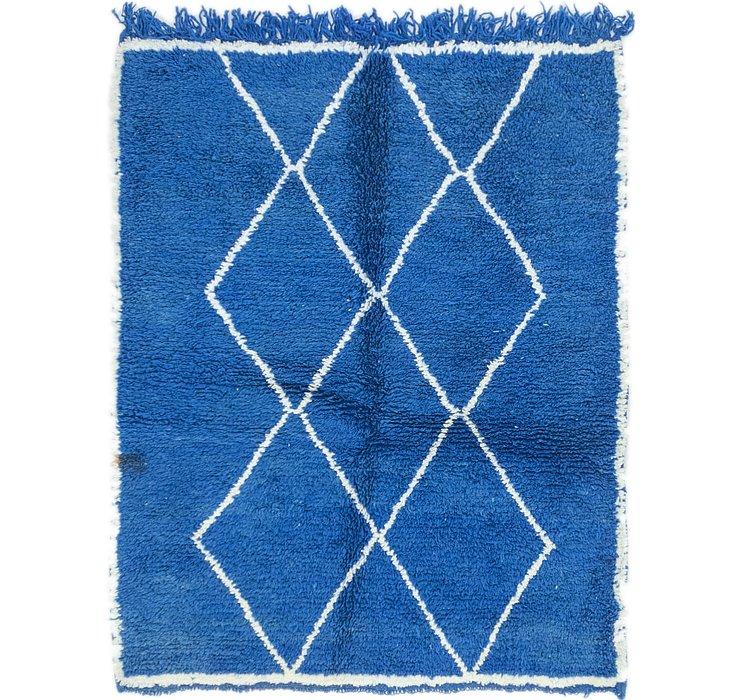3' 7 x 4' 6 Moroccan Rug