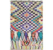 Link to 4' 8 x 7' Moroccan Rug