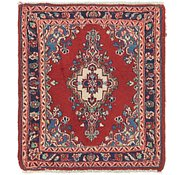 Link to 2' 4 x 2' 7 Shahrbaft Persian Square Rug