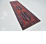 Link to 3' 7 x 13' 4 Shahsavand Persian Runner Rug