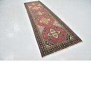 Link to 3' 8 x 13' Tabriz Persian Runner Rug