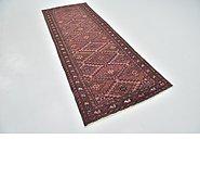 Link to 107cm x 287cm Hamedan Persian Runner Rug